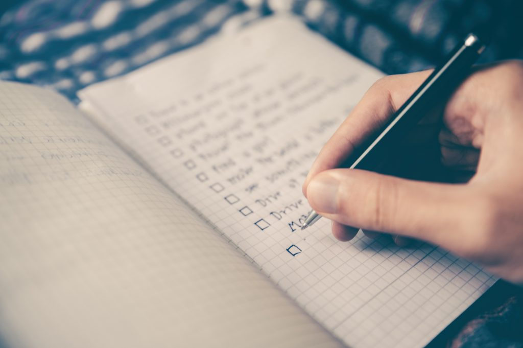 Print-on-Demand Checkliste