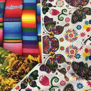 Beispiel: Textil mit Thermosublimationsdruck