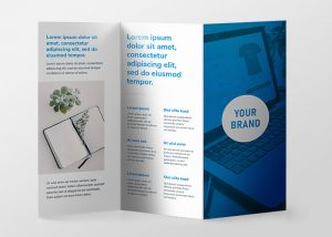 "POD-Branding: Broschüre mit Logo ""Your Brand"""