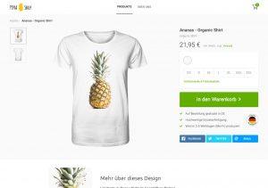 Seedshirt-Shop